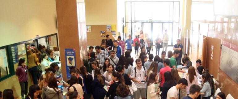 Imagen de la Facultad de Feyts de la Universidad de Valladolid