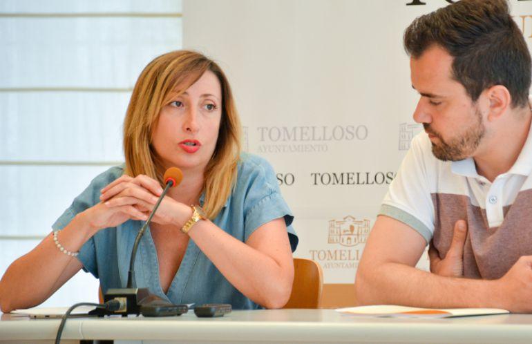 Montse Moreno, concejal de Servicios Sociales