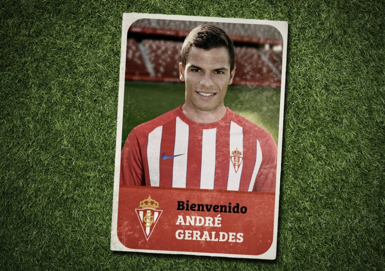 """André Geraldes: """"El Sporting es un paso adelante en mi carrera"""""""