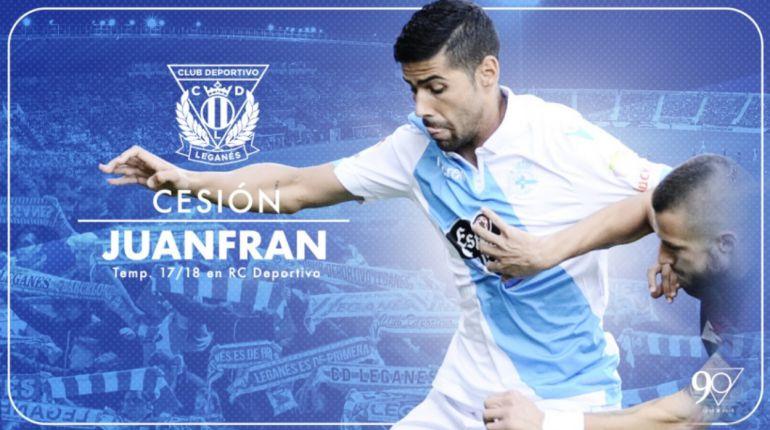 Juanfran, nuevo lateral pepinero