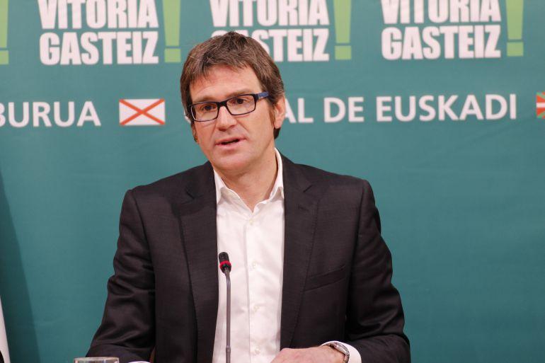 """Urtaran admite que la ampliación de Mercedes """"puede afectar"""" al Anillo Verde"""