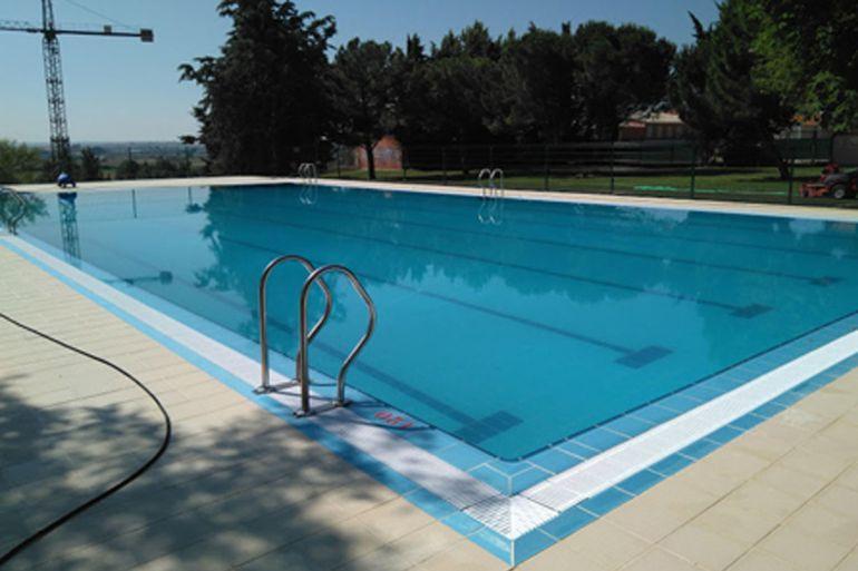 La piscina del tr nsito abrir sus puertas el 16 de julio for Piscina climatizada de zamora
