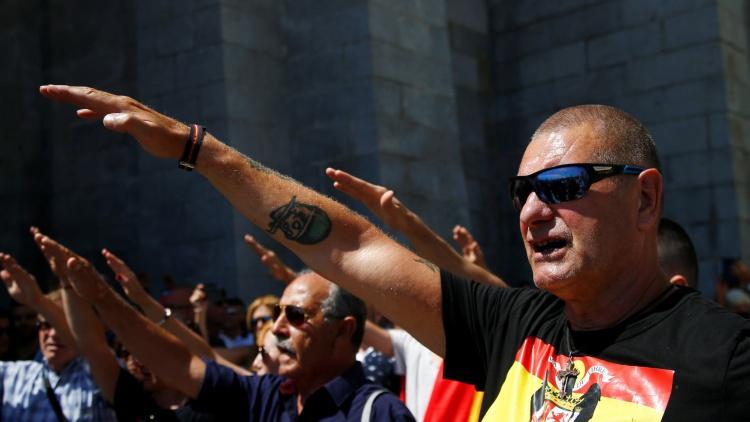 Admitida la denuncia contra Fundación Franco por presunto delito de odio