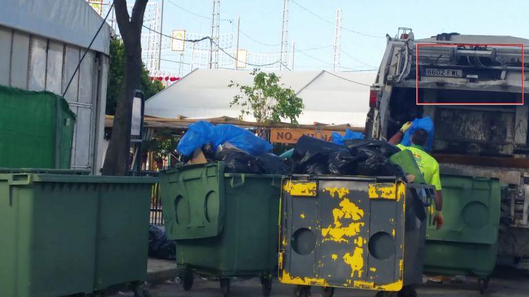 Recogida de residuos jerez de la frontera