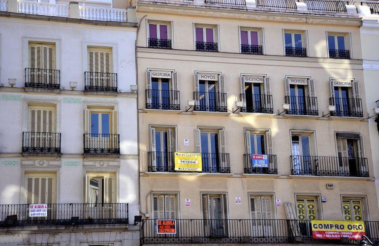 Del boom de los pisos tur sticos al de las habitaciones - Alquiler de pisos estudiantes madrid ...