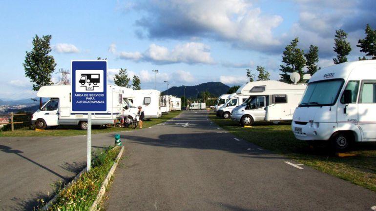 La provincia ofertará 20 nuevos parking para autocaravanas