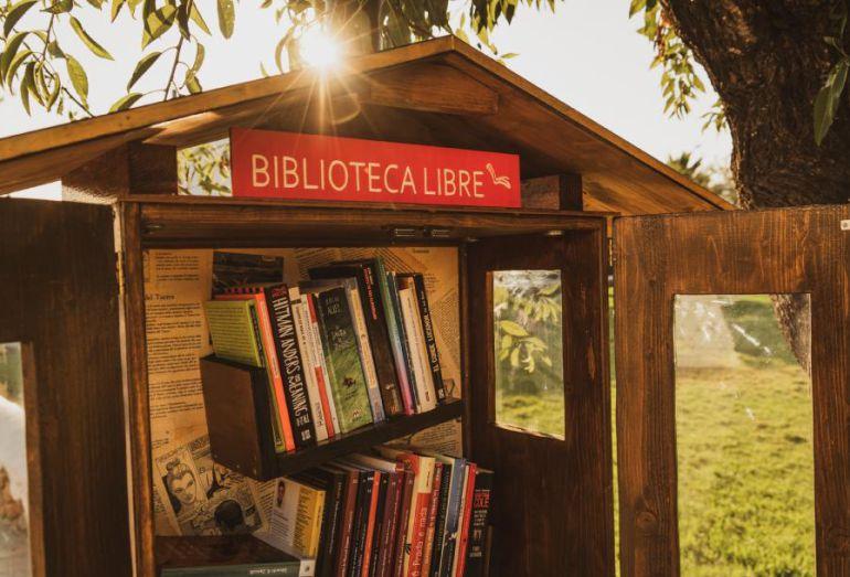 Imagen de la Biblioteca Libre