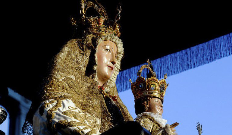 La Virgen de los Reyes es la Patrona de la Archidiócesis de Sevilla