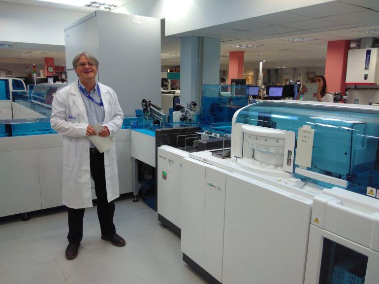 El Hospital de la Vall d'Hebron acelera la detección de la hepatitis C