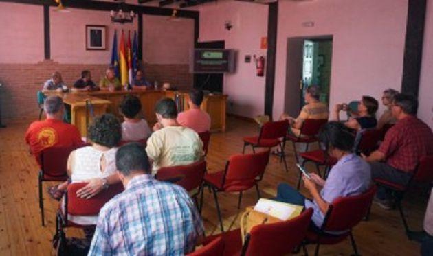 Acto de presentación de la sede de Serranía Celtibérica en Cifuentes.