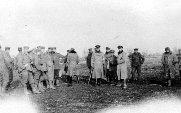 El día que 'Noche de Paz' hizo olvidar la Primera Guerra Mundial