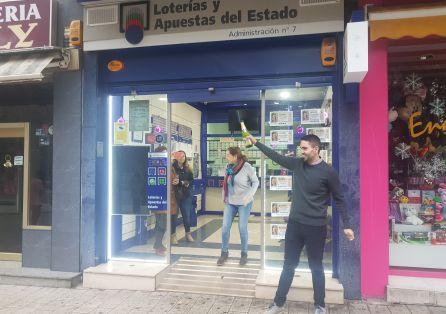 Lluvia de millones en Albacete y Almansa