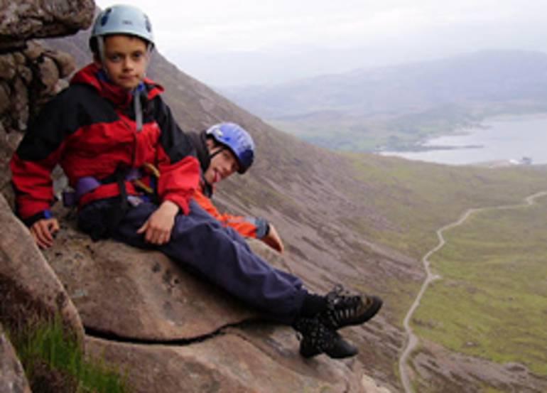 Un niño pide ir a la montaña rusa y lo mandan a los Urales