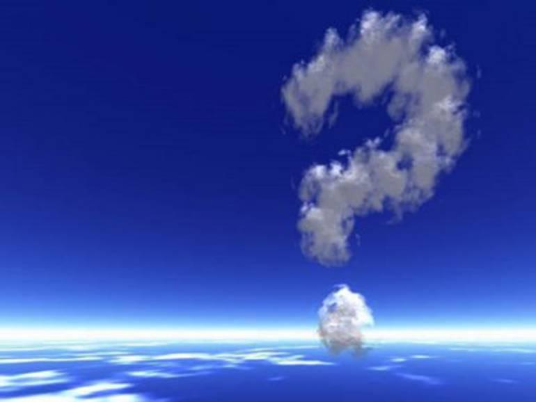 Un avión choca con una pregunta que alguien dejó en el aire