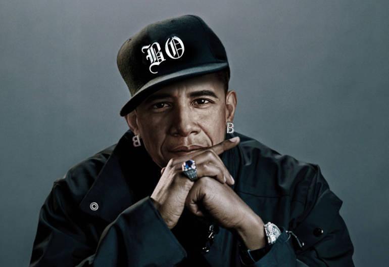 """Obama se dirige a su nación para decir que es un """"broder"""""""