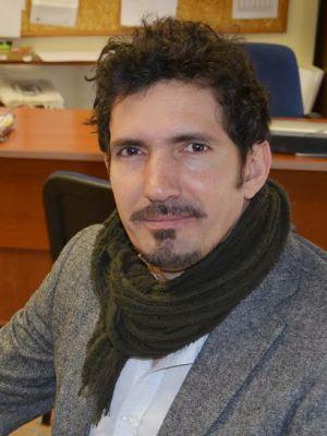 El maestro César Bona