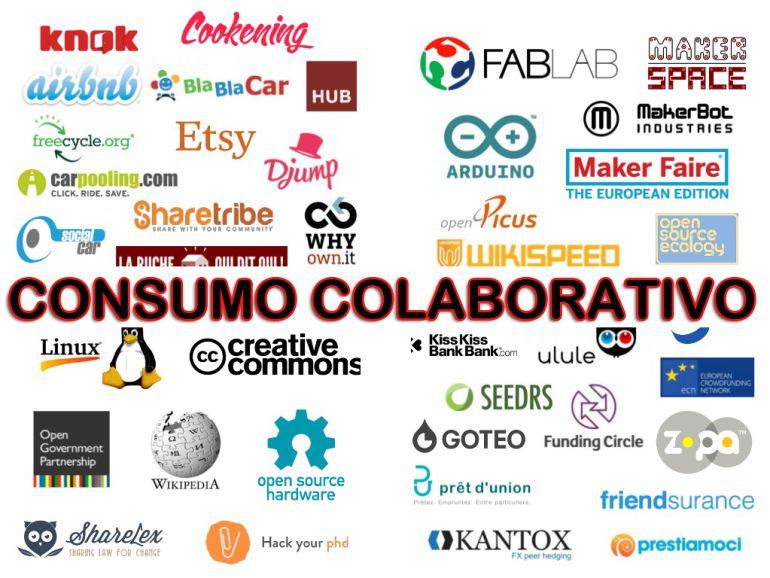 La economía colaborativa como futuro: rentabilizar y compartir