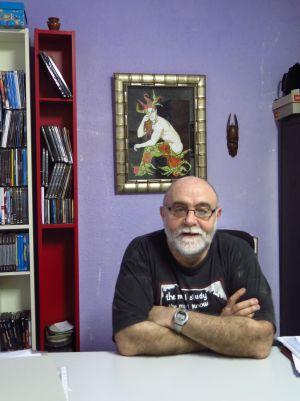 Federico Armenteros, de la Fundación 26 de Diciembre