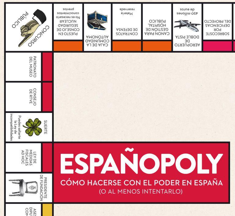 """""""Españopoly"""": cómo y quién tiene el poder en España"""