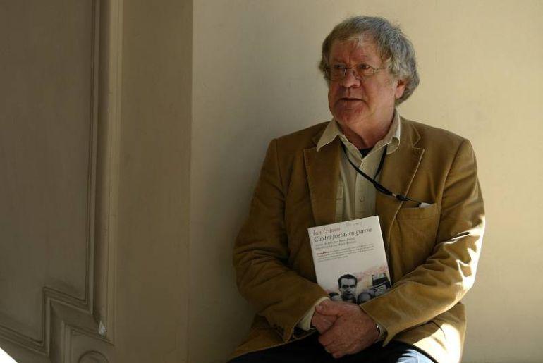 Ian Gibson es una de las personas que más sabe sobre la vida y la obra de Lorca