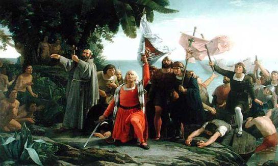 Cuadro de Dióscoro Teófilo de la Puebla Tolín