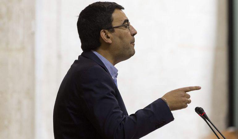 """Mario Jiménez: """"En Andalucía estamos en un callejón sin salida"""": """"Estamos en un callejón sin salida"""""""