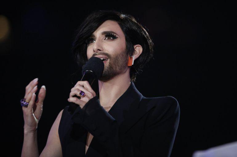 Conchita Wurst ganó el Festival de Eurovisión en 2014
