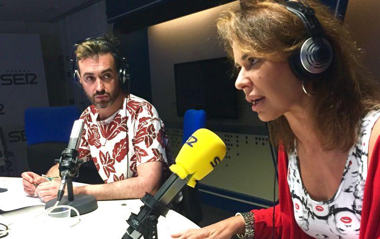 """Vicky Larraz: """"Siempre me he llevado bien con Marta Sánchez hasta ahora"""""""