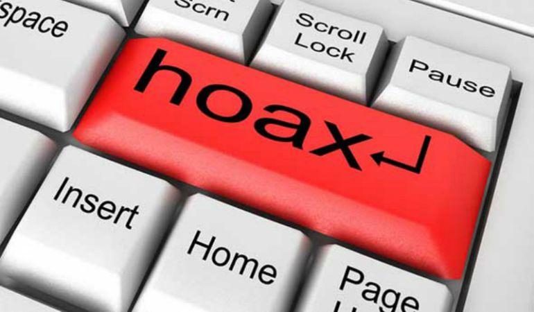 Milenio 3: Hoax: El imperio de la mentira