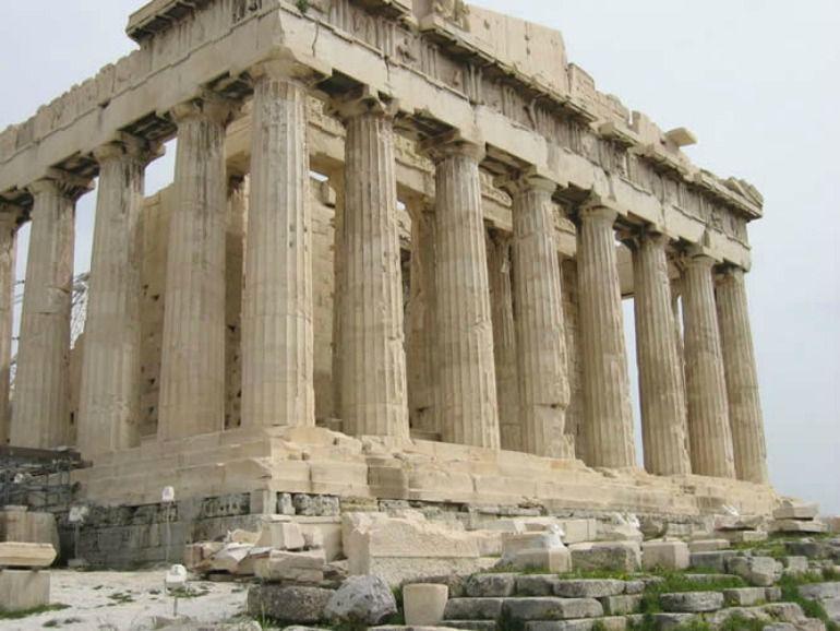 """""""Grecia no ha sido nunca un país, es un pueblo"""""""