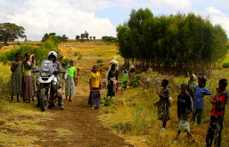 """""""La imagen que muestran los documentales no corresponde con el África real"""""""