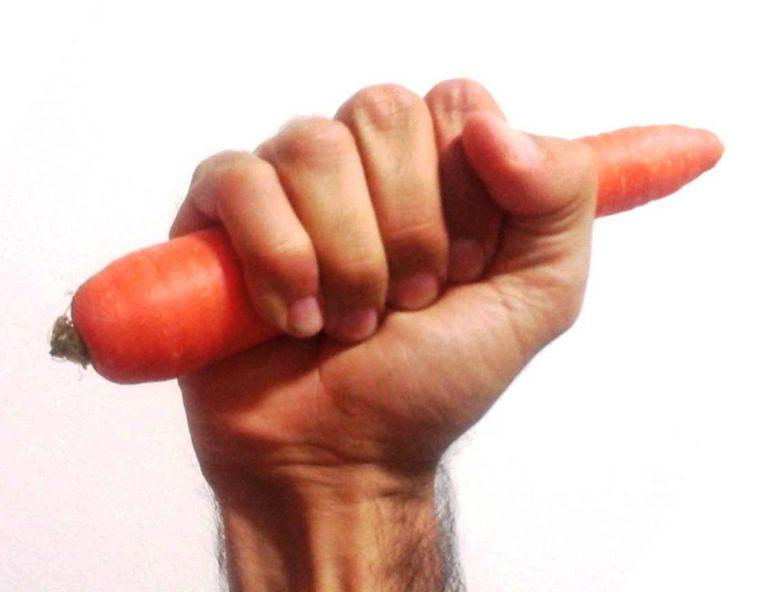 Resistencia nutricional. Pacífica y no armada, pero inmune al desaliento
