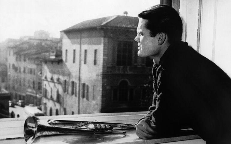Chet Baker en Italia tras salir de la cárcel