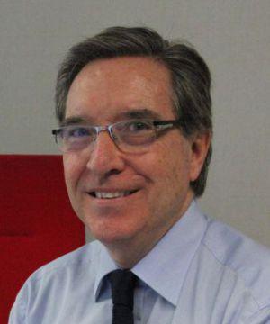 Iñaki Gabilondo en la redacción de la Cadena Ser