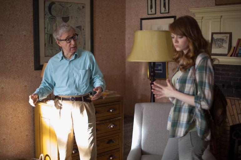 Woody Allen se pone serio