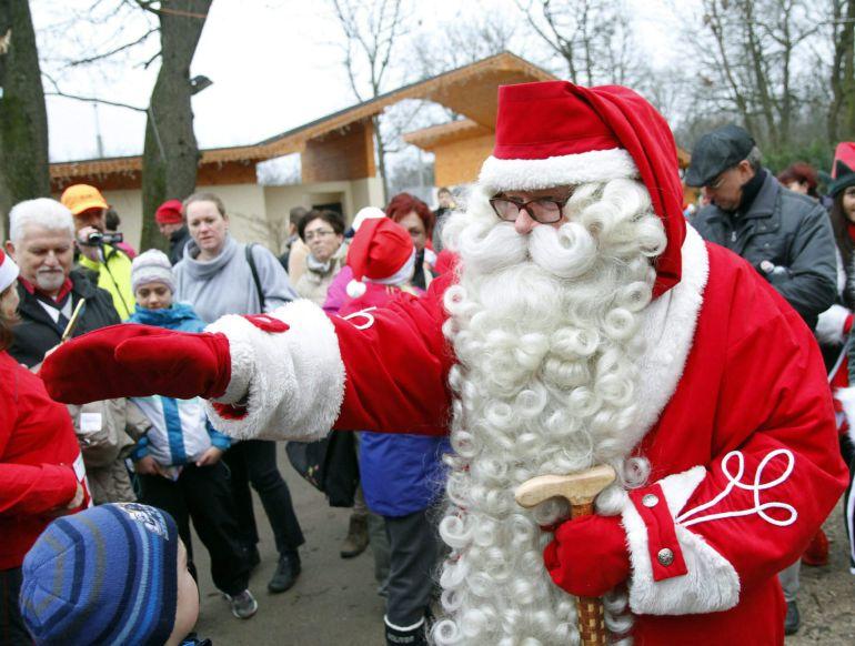 El temor de los niños en Navidad: que Papá Noel no los encuentre ...