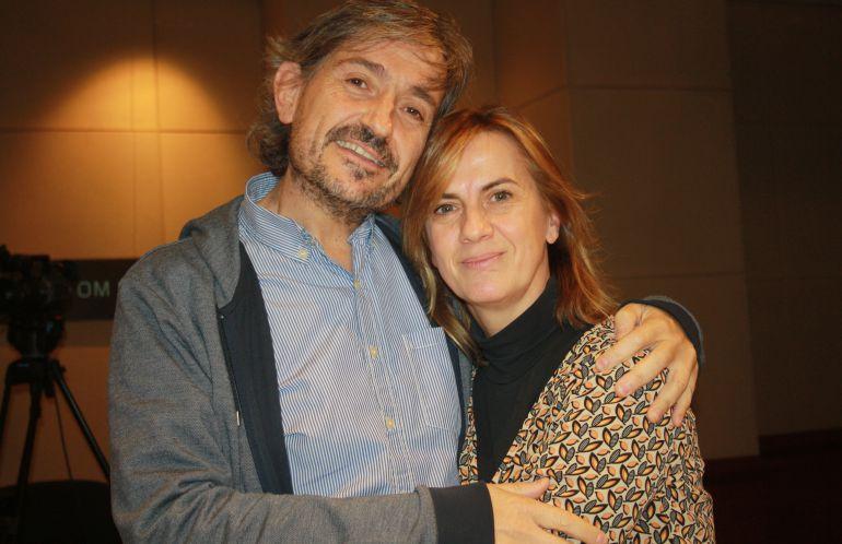 Carles Capdevila y Gemma Nierga se reencuentran tras el tratamiento contra el cáncer seguido por el periodista