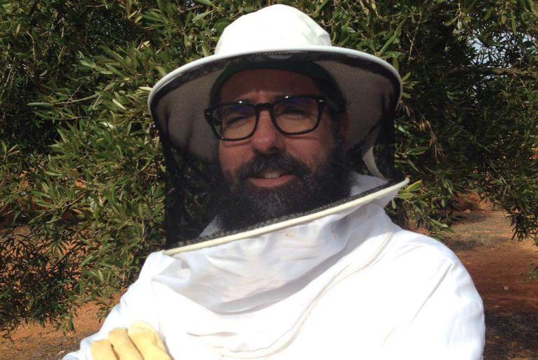 David García, responsable de contenidos de Yorokobu, ha realizado un reportaje sobre apicultura con tecnología de realidad virtual