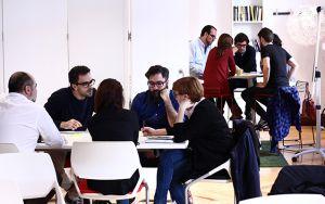 """Periodistas de diversos medios han pasado por el 'Immersive journalism Lab"""" organizado por The APP Date"""