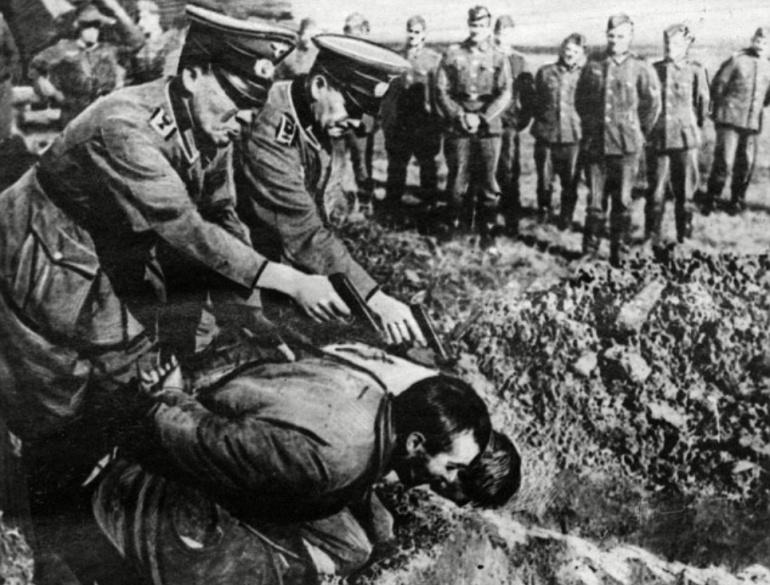 La Gestapo, la policía secreta creada para aplastar toda oposición a Hitler
