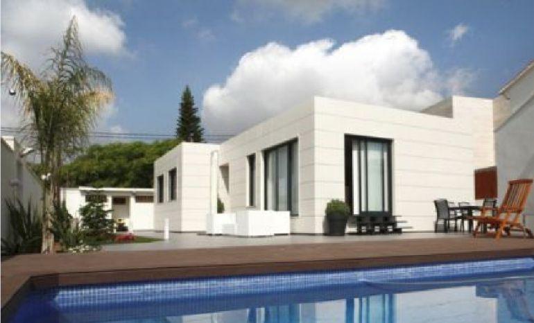 La demanda de casas prefabricadas se triplica en espa a - Casas sostenibles espana ...