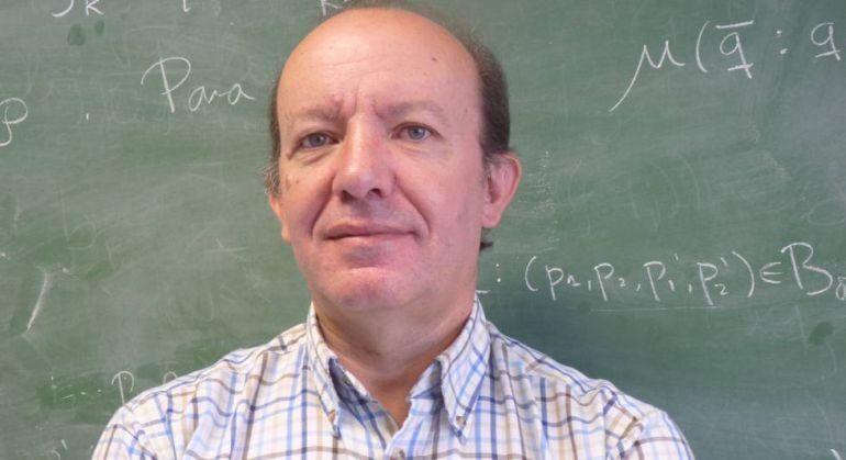 Adiós al matemático Javier Cilleruelo