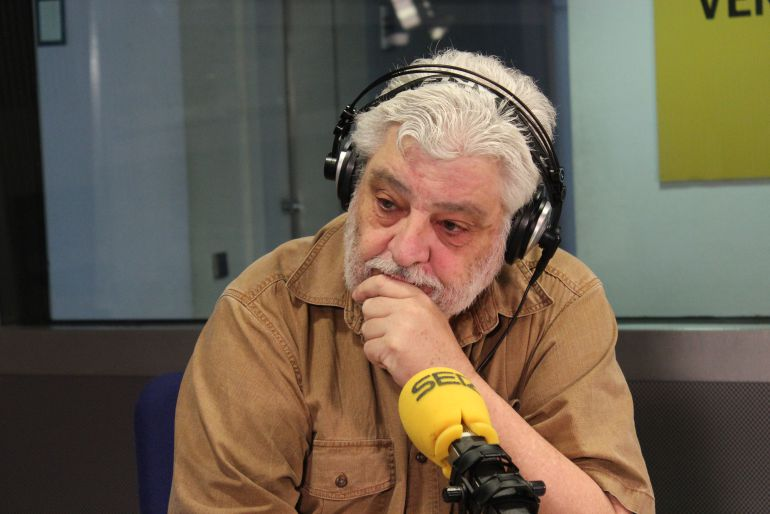 """Vicente Romero corresponsal durante 30 años de RTVE y autor de """"Habitaciones de soledad y miedo"""""""