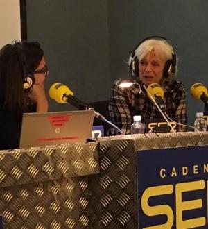Rosa Rodero durante su participación en el programa