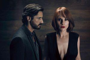 Juan Diego Botto y Michelle Dockery son Javier y Letty en 'Buena Conducta'.