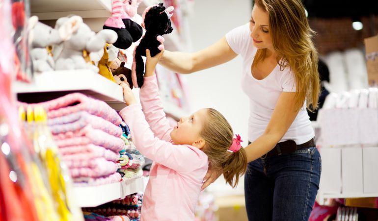 El mejor regalo es que juegen padres e hijos