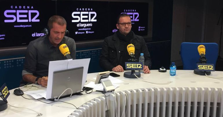 Pedja Mijatovic, durante la entrevista con Manu Carreño