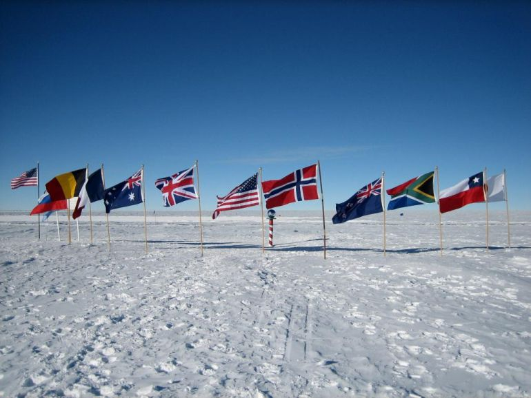 Antártida, paraíso blanco que va de mal en peor