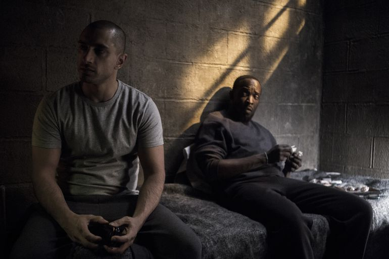 Fotograma de 'the night of' serie de HBO