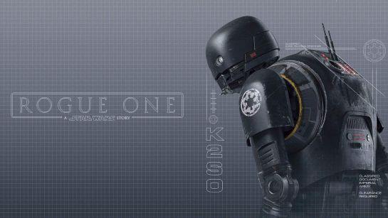 K2SO, el nuevo droide de la saga.